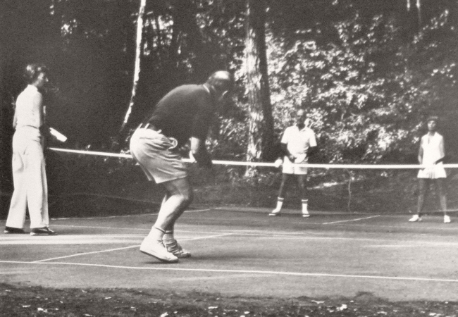 Pickleball on Bainbridge Island