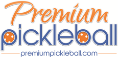 Premium Pickleball Logo