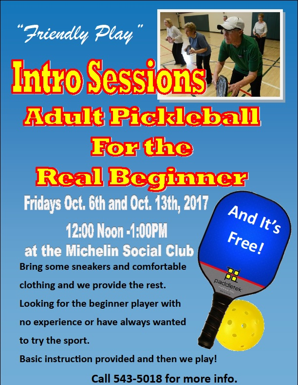 Beginner Lessons in Bridgewater October 6 & 13