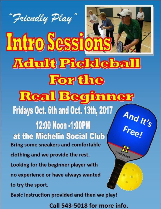 Beginner Lessons in Bridgewater October 6 & 13