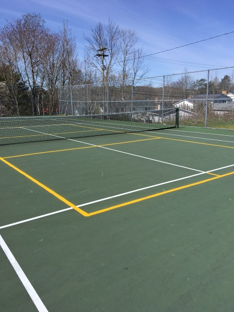 Metropolitan Avenue Outdoor Court