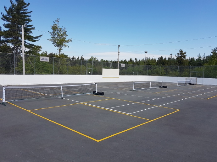 Mineville Courts 3
