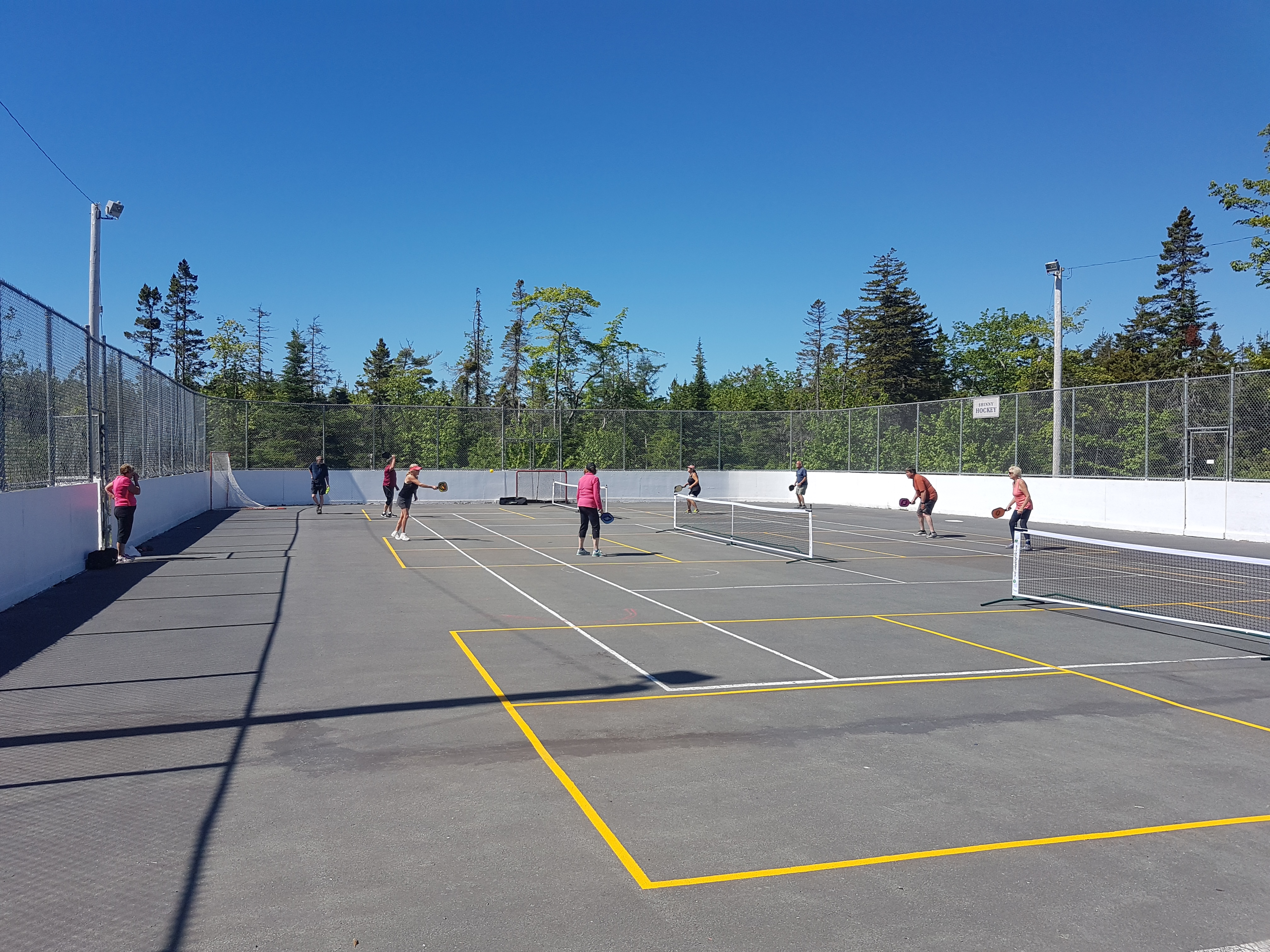 Mineville Courts